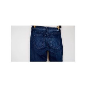 MOTHER Jeans - Mother double fray charmer crop photo finish 24